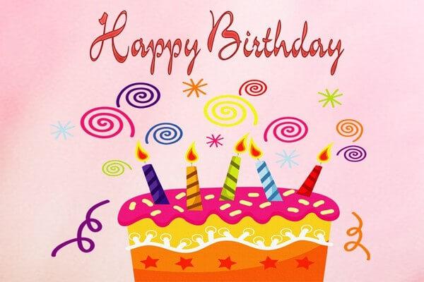 Những câu chúc mừng sinh nhật dành cho bạn bè độc đáo trên facebook