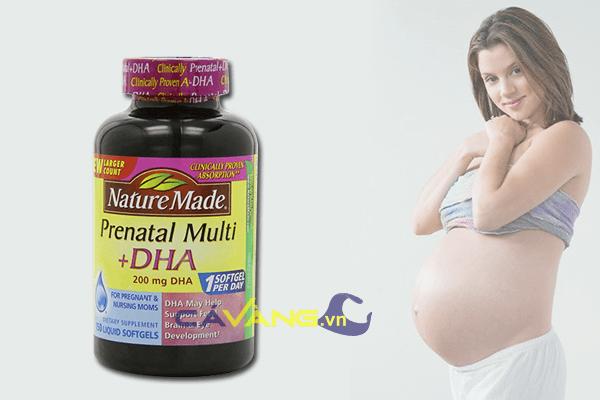 5 loại vitamin tổng hợp cho bà bầu này đều được các bác sĩ, chuyên gia sản khoa khuyên dùng