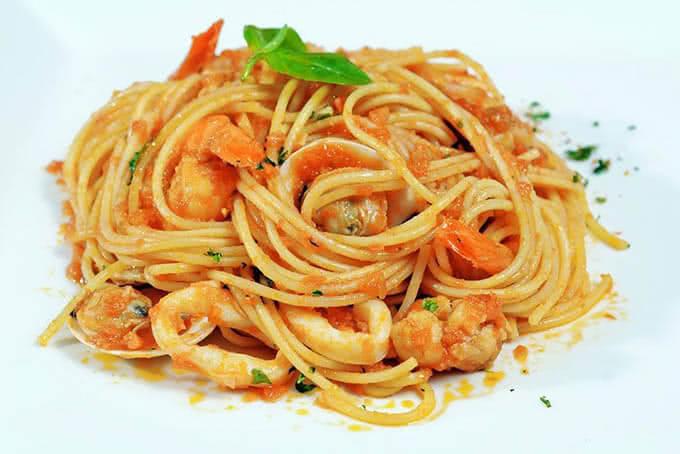 """""""Chảy nước miếng"""" cùng các món pasta thơm ngon"""