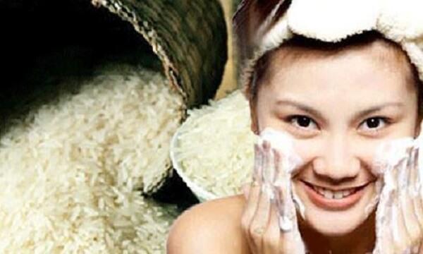 Cách làm đẹp da bằng mặt nạ nước vo gạo
