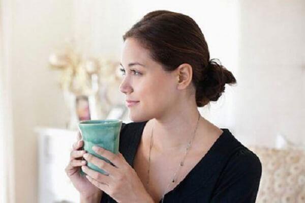 Rễ cây sâm đất sắc uống nhiều uống nước trà để điều trị bệnh tật