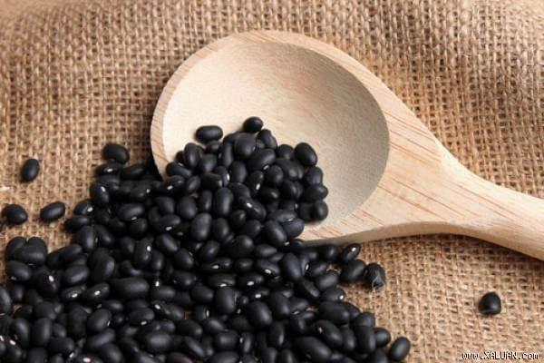 Ăn nhiều đỗ đen tốt cho việc mang thai.