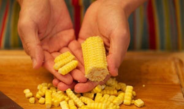 Hạt ngô không bị nát khi tách