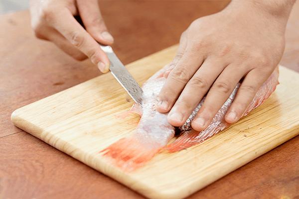 Cách sơ chế cá diêu hồng
