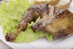 Cách làm gà quay bằng lò nướng - Nướng gà bằng nồi cơm điện