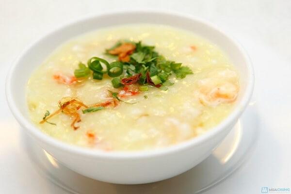 Cháo cá lóc khoai tây