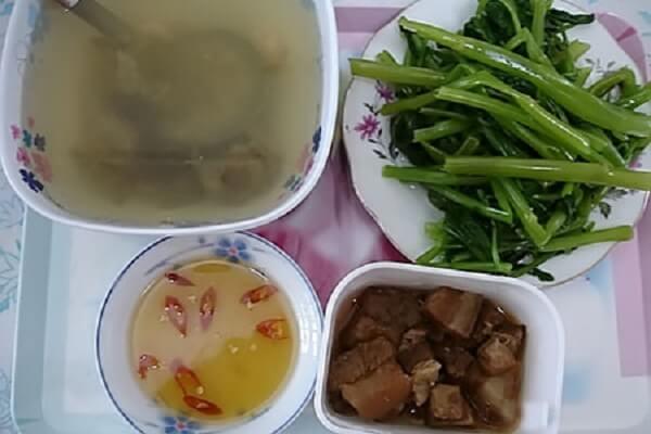 Bí kíp nấu món canh rau muống ngon