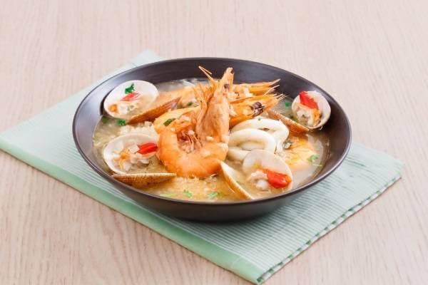 Cách Nấu Súp Hải Sản Cua Biển Tôm Ghẹ Ngon | Lam Soup Hai San