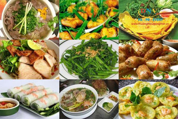 Nói đến ẩm thực dân gian, lại không thể không kể đến những món ăn vặt