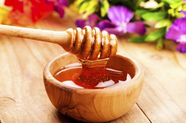 Mật ong có tính kháng khuẩn, kháng viêm cao