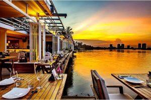 The Deck Sai Gon Restaurant - Nhà Hàng Ven Sông Sài Gòn - Quận 2