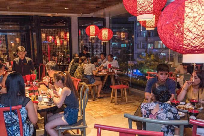 Hay của những người Hoa muốn tìm lại hương vị món ăn quê hương