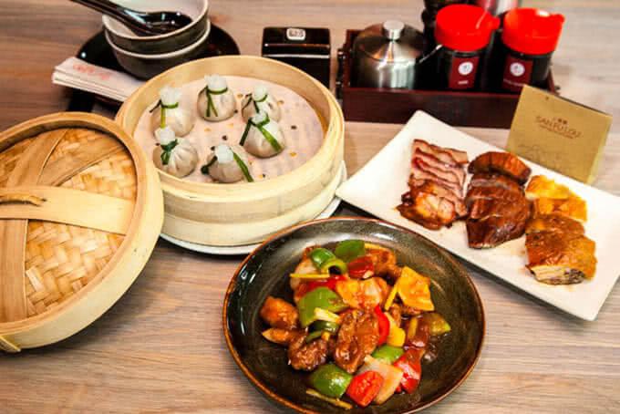"""Những món ăn tại nhà hàng đều """"Ngon lành, bổ dưỡng, an toàn vệ sinh"""" để thực khách hoàn toàn yên tâm"""