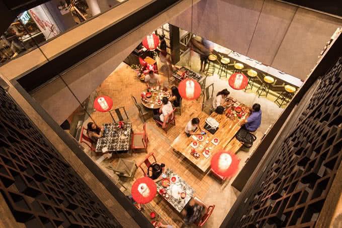 Nhà hàng là mối duyên lớn được khai sinh từ tình yêu với ẩm thực Quảng Đông