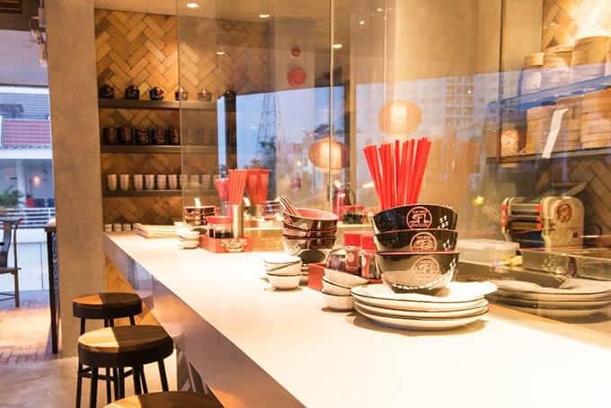 Mang đến bạn không gian của căn bếp truyền thống Quảng Đông