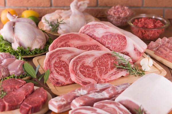 Kẽm có nhiều nhất trong thịt lợn nạc, tảo biển, gan động vật, lòng đỏ trứng