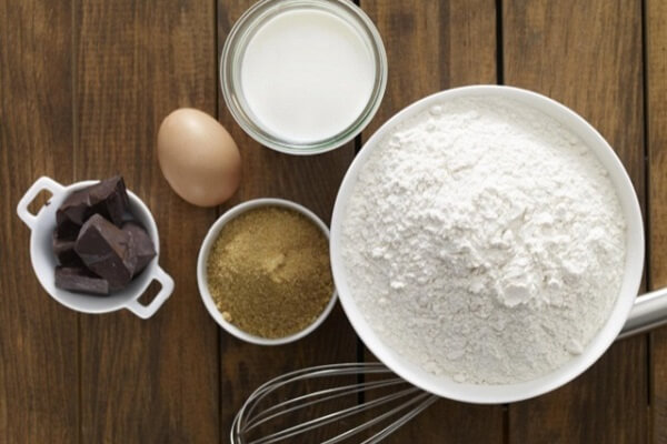 Ứng dụng men trong việc làm bánh