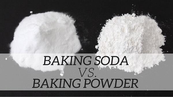 Baking soda và baking powder dùng nhiều có hại không?
