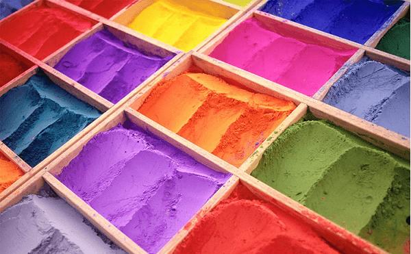 Powder color - Màu thực phẩm dạng bột