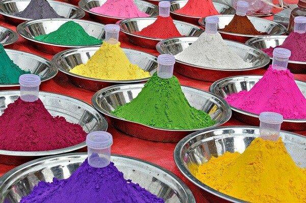 Nguyên liệu chế biến màu thực phẩm tự nhiên