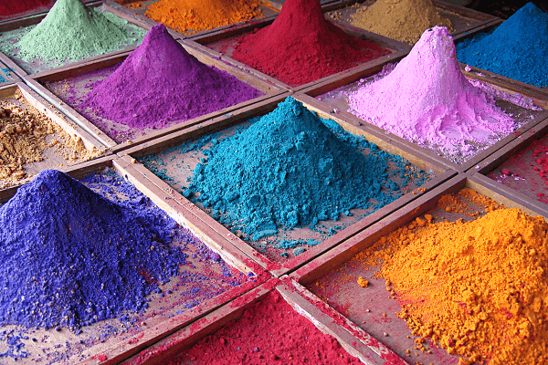 Cách bảo quản các loại màu thực phẩm tự nhiên