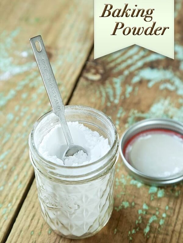 Bột nở được dùng phổ biến trong ngành thực phẩm, đặc biệt là làm bánh.