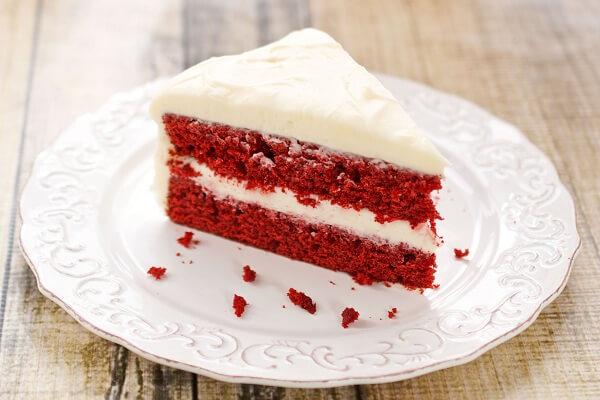 Bánh Red Velvet cũng là 1 sự lựa chọn hoàn hảo