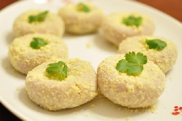 Bánh dày đậu xanh