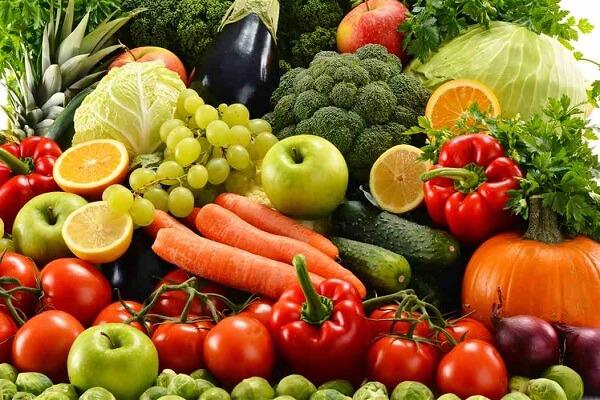 Các loại rau, củ, quả, trái cây là nguồn thực phẩm cung cấp vitamin, chất khoáng, chất xơ.
