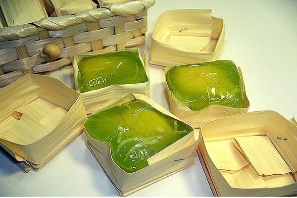 Cách xếp vỏ hộp bánh phu thê