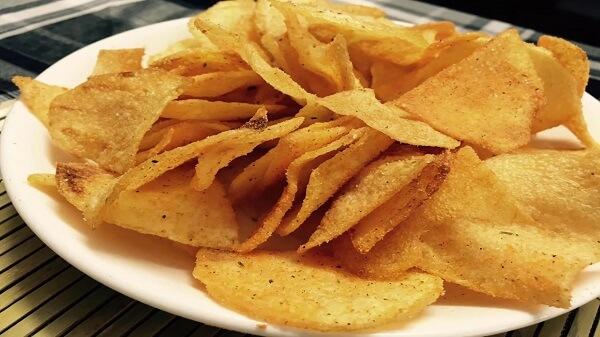 Bạn có thể thay thế khoai tây bằng khoai lang cũng rất tuyệt