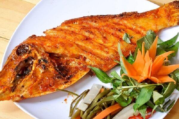 Cá Da Bò Làm Gì Ngon - Cá Da Bò Nướng Giấy Bạc - Nướng Muối Ớt
