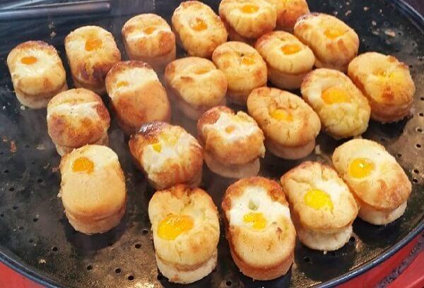 Bánh trứng Gyeran-bbang
