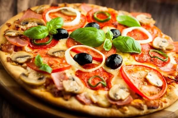 Pizza ở Italia