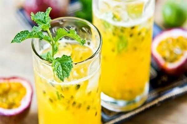 Cách Pha Chế Mojito Chanh Dây (Passion Mojito Fruit) - Công Thức Mới