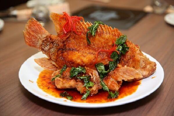 Cách Làm Món Cá Sốt Cà Chua Ngon - Cá Chiên Sốt Cà Chua