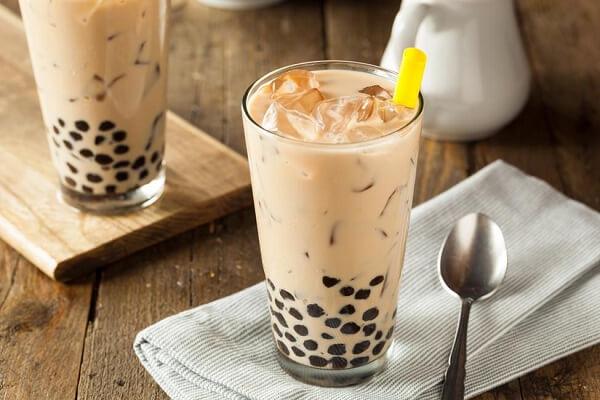 Kinh doanh trà sữa online