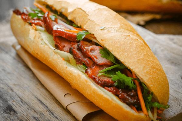 Bí quyết, cách làm nước sốt và bánh mì heo quay, thịt quay ngon