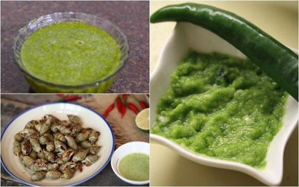 Cách làm muối ớt xanh bắt mắt, ngon, đơn giản