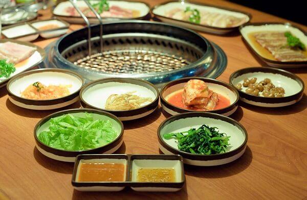 Nước chấm luôn là linh hồn của các món ăn, trong đó có thịt nướng Hàn Quốc