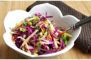 Cách Làm 13 Món Salad Rau Củ Quả - Salad Rau Trộn Thập Cẩm