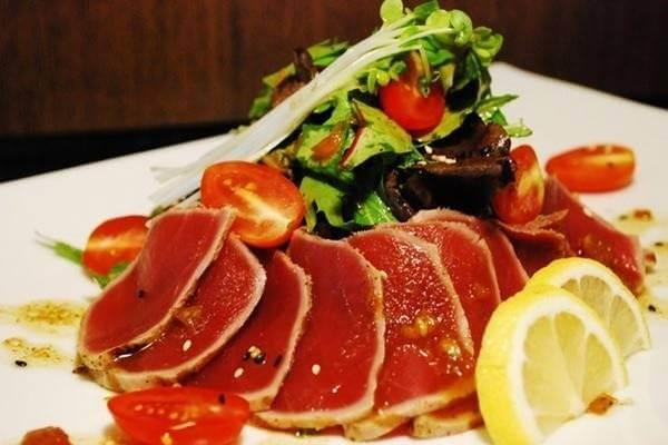 Salad Tagaki cá ngừ