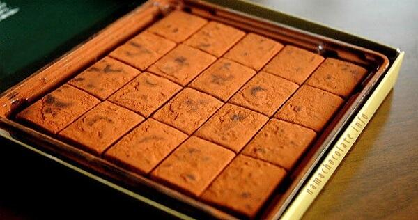 Nama chocolate thật dễ làm phải không các bạn?