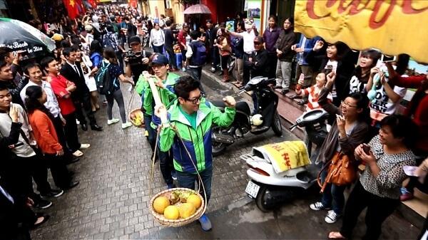 Running Man được các fan chào đón nồng nhiệt tại Hà Nội