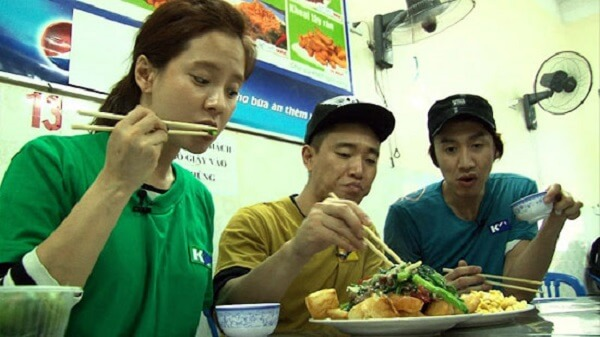 Đường đua Châu Á – Việt Nam (Tập 134) -Khách mời: Lee Dong Wook, Han Hye Jin