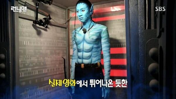 Lee Kwang Soo với tạo hình độc đáo – Kwang Avatar