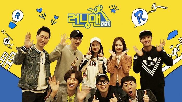 Running Man (có tiếng Hàn là 런닝맨) là chương trình tạp kỹ thực tế của Hàn Quốc