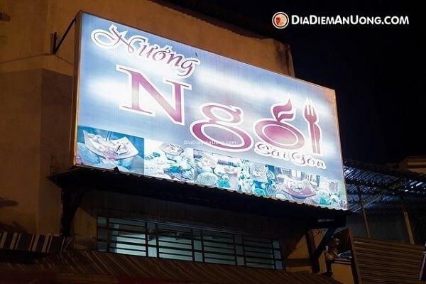 Nướng ngói Phạm Văn Đồng