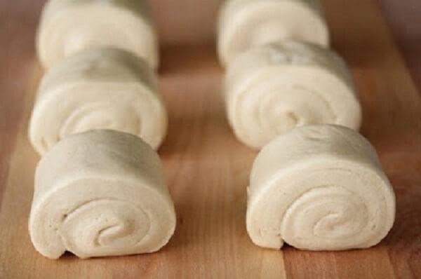 Cách làm bánh bao chay thật đơn giản