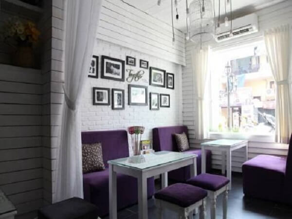 Koneko cafe – đường D2